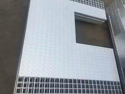 舟山复合钢格栅板