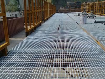 舟山油田钢格栅板